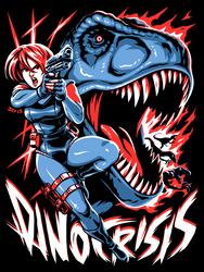 Dino Crisis - You're Extinct by Kaigetsudo