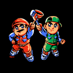 Super Mario Bros. Movie - Mario and Luigi by Kaigetsudo