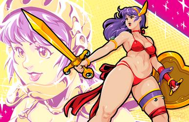 Athena by Kaigetsudo