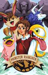 Monster Rancher by Kaigetsudo