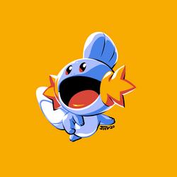Pokemon Ruby / Sapphire - Mudkip