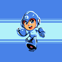 Mega Man - Rock
