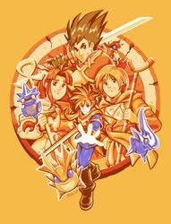 Golden Sun - Psynergy