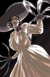 Resident Evil VIII - Lady Alcina Dimitrescu