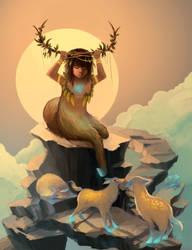 Queen Deer