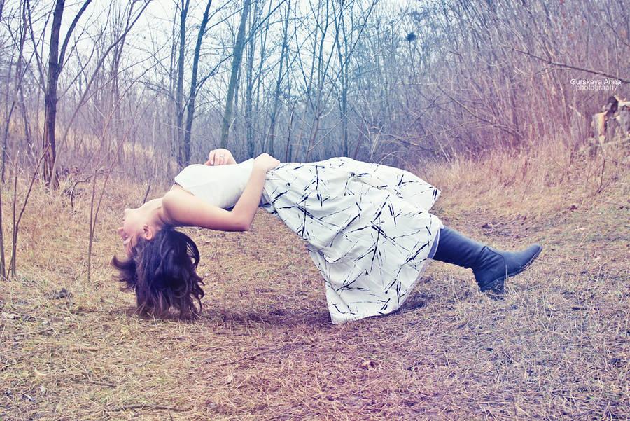 weightlessness by Anna1Anna