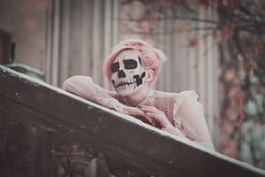 skeleton's wife by Anna1Anna