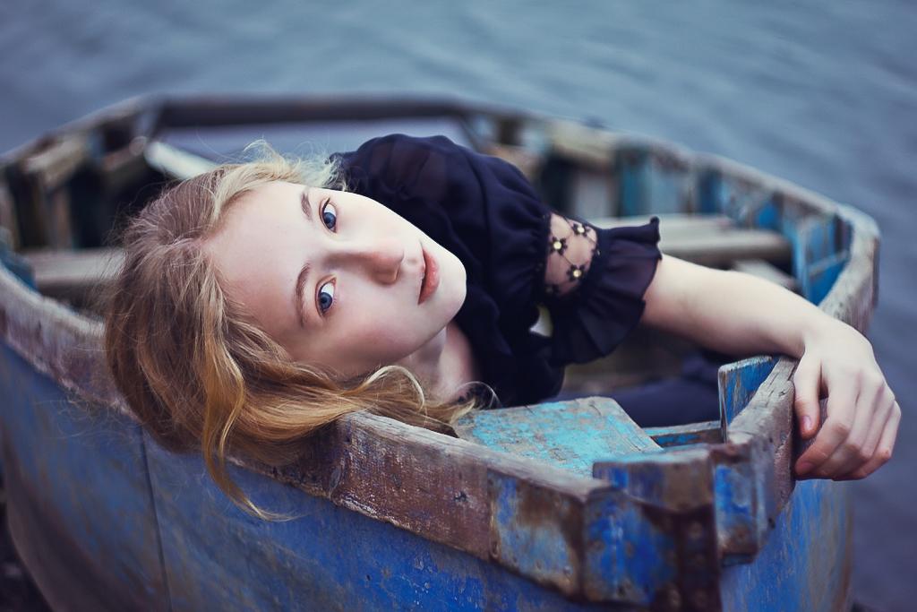 boat by Anna1Anna