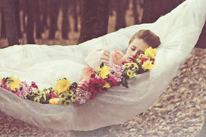 sleeping spring by Anna1Anna