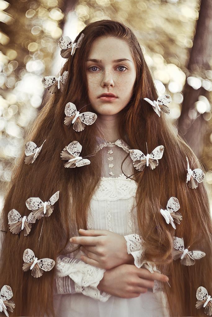 butterflies by Anna1Anna