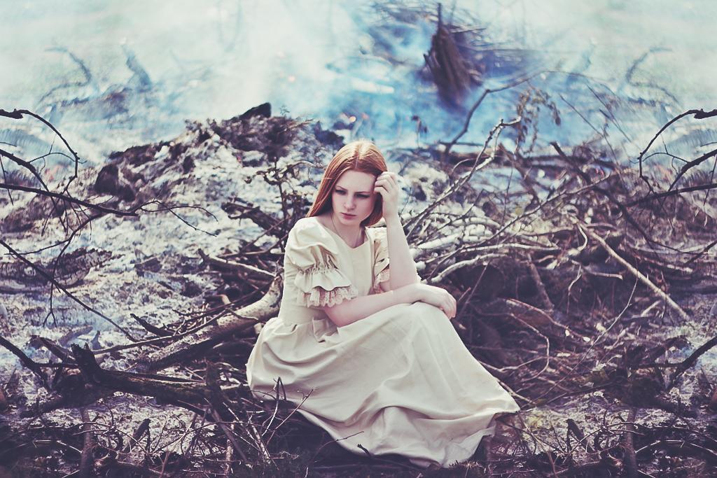 burnt world by Anna1Anna