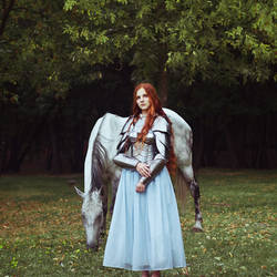 Jeanne d'Arc by Anna1Anna