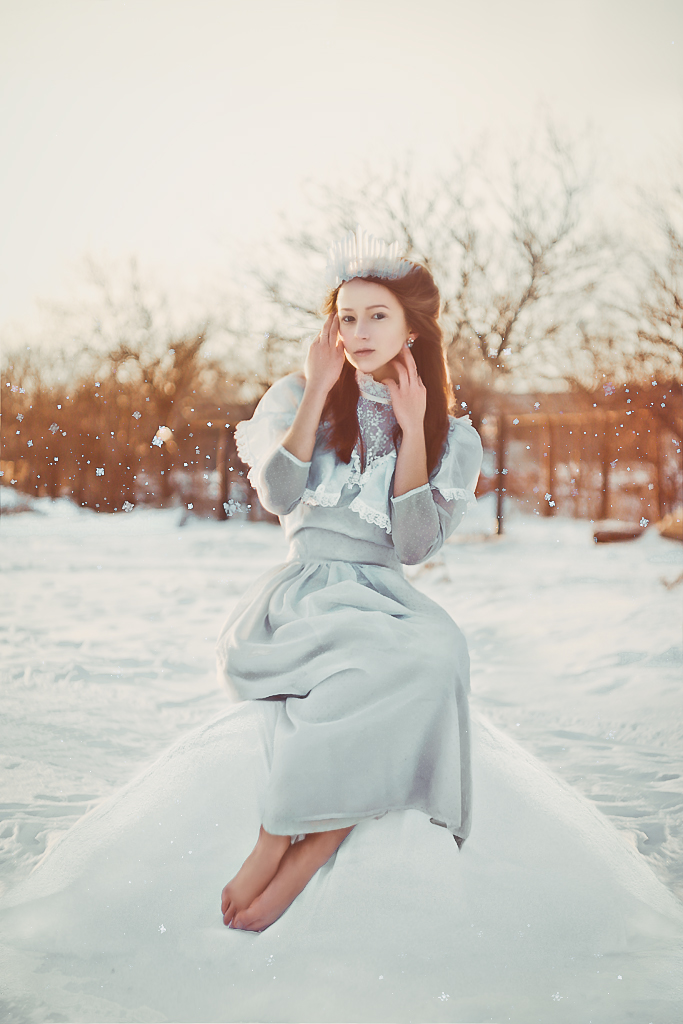 yours winter by Anna1Anna
