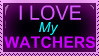 Watcher Love by TheseKrimzonFlames