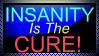 Insanity is the Cure by TheseKrimzonFlames