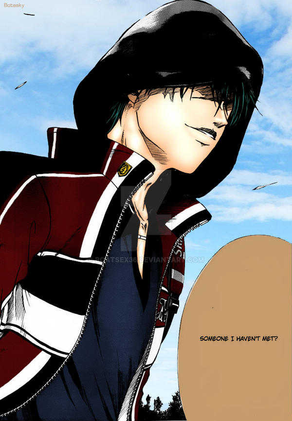 Echizen Ryoga by boats...