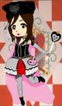 Chibi Queen Mio by iliowahine
