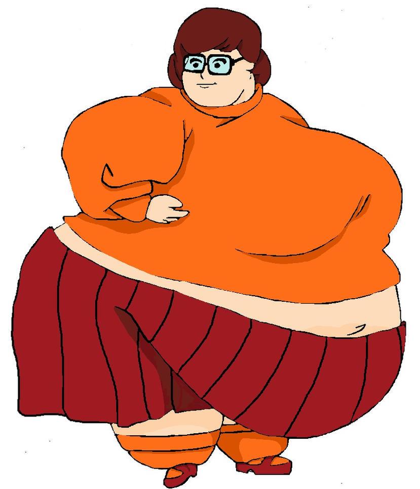 image Velma and daphne scooby doo