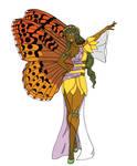 Fairy Guardian Lady Aenda by iliowahine