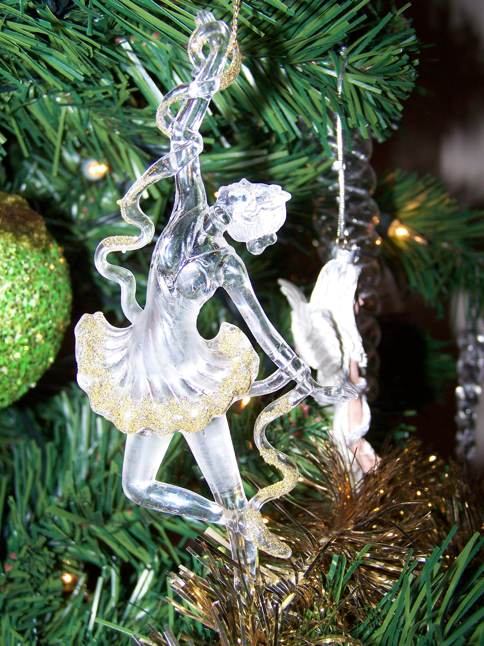 Christmas Ornament Dancer by seiyastock