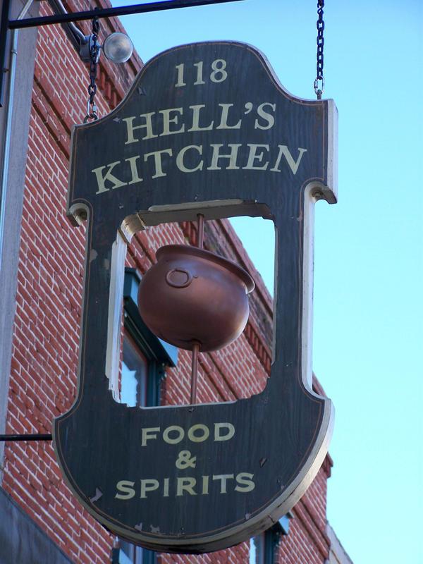 Hells Kitchen by seiyastock