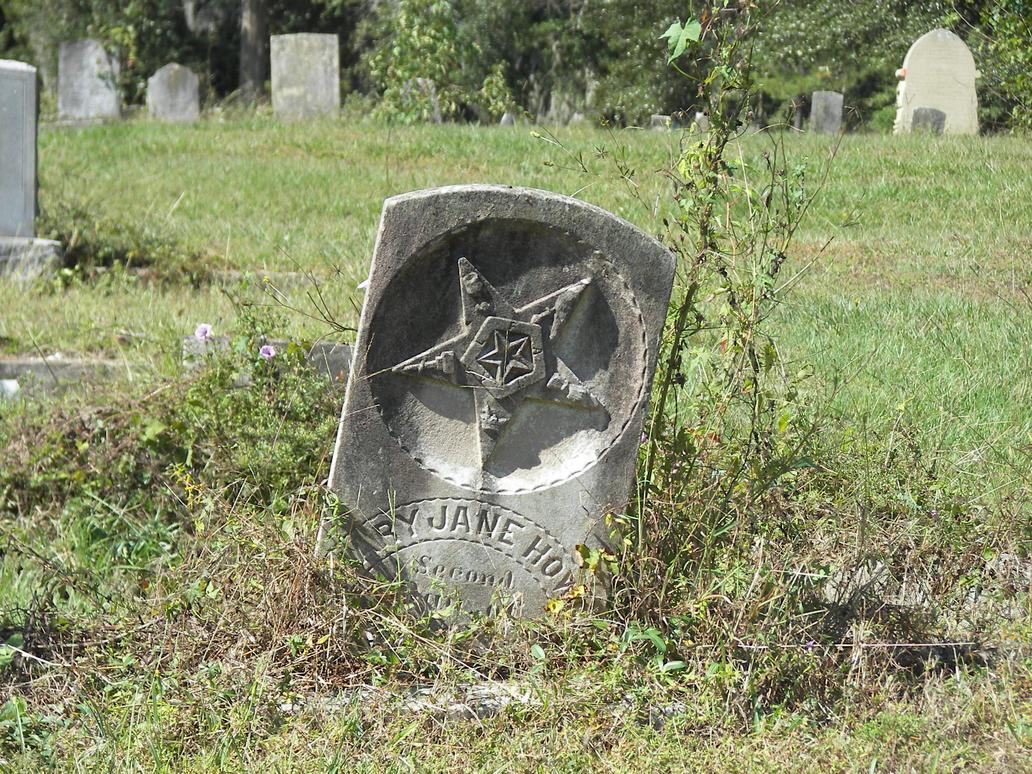 Grave Stone 4 by seiyastock