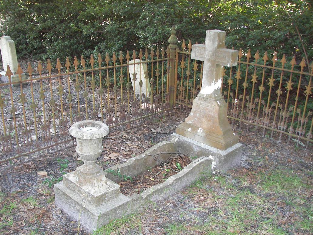 Grave Stone 5 by seiyastock