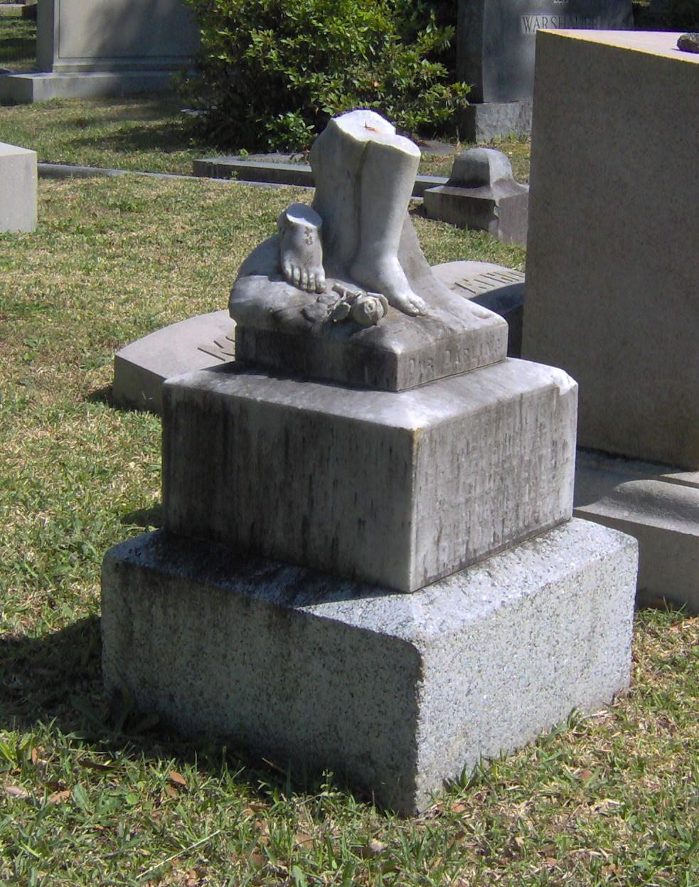 Cemetery Statue 5 by seiyastock