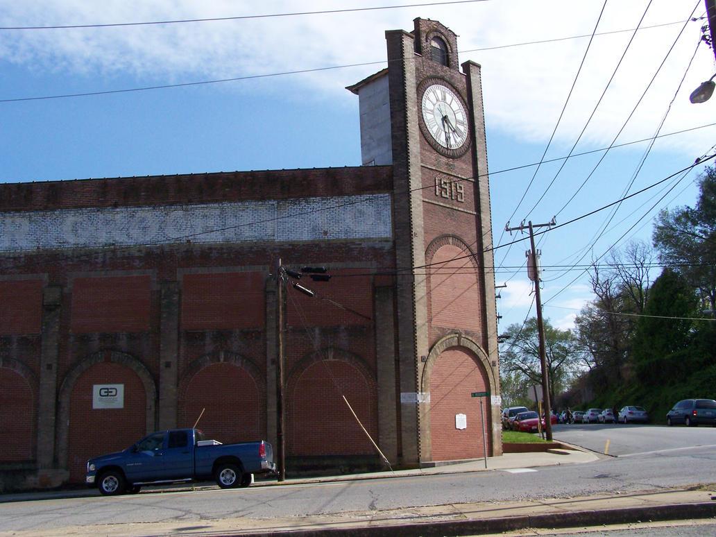 Clock Tower-Madison NC by seiyastock