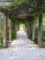 Pergola Garden by seiyastock