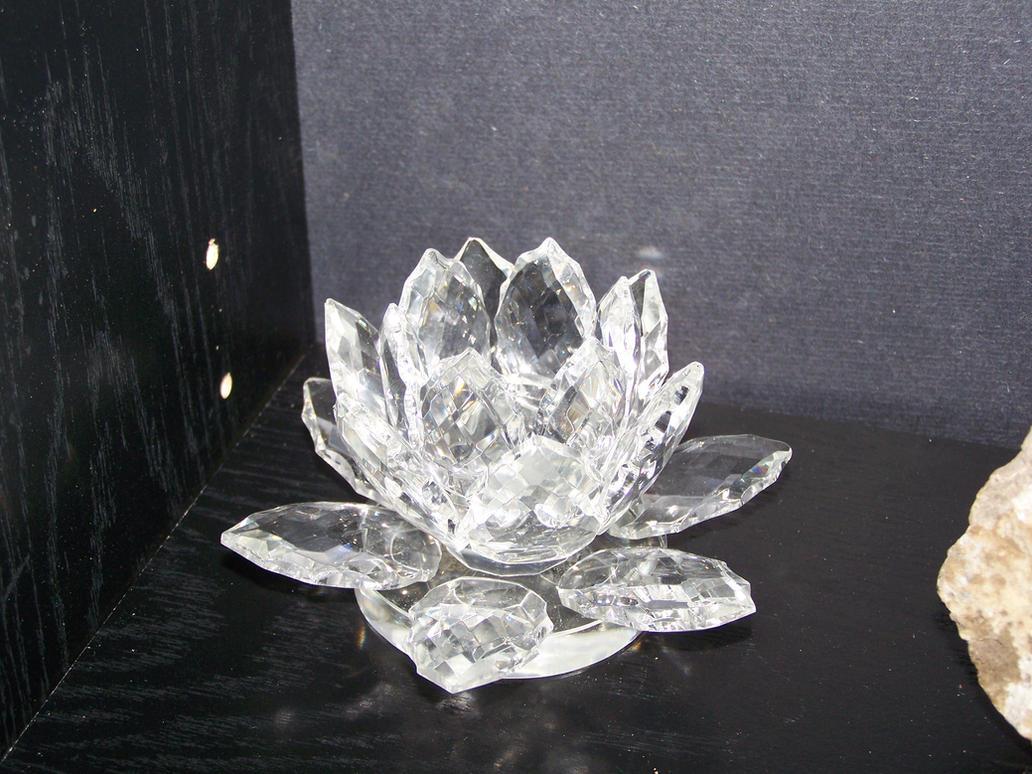 Crystal Lotus Flower 2 By Seiyastock On Deviantart