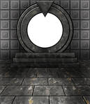 Fururistic Grey Wall 2