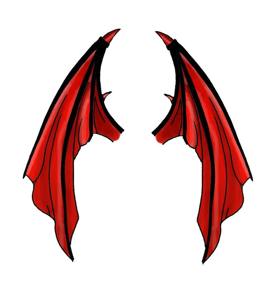 Devil Wing by seiyastock