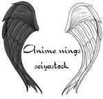 anime wings seiyastock
