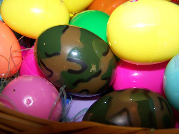 Easter Eggs by seiyastock
