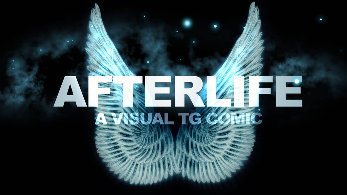 Visual TG Comic (Afterlife) out now! by surody
