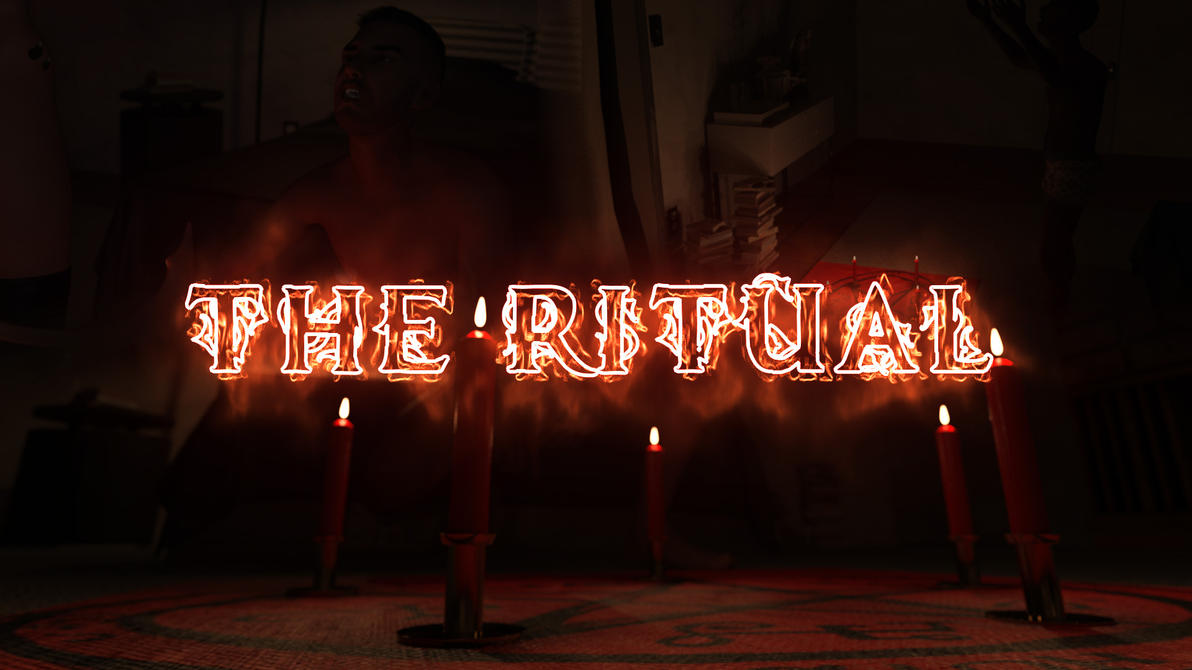The Ritual (TG sequence/short comic) OUT NOW! by surody