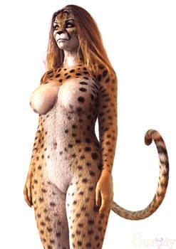 Cheetah Girl v1.0 (DC inspired)