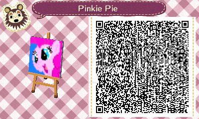 Animal Crossing Designs, mlp inspired dresses - pinkie pie