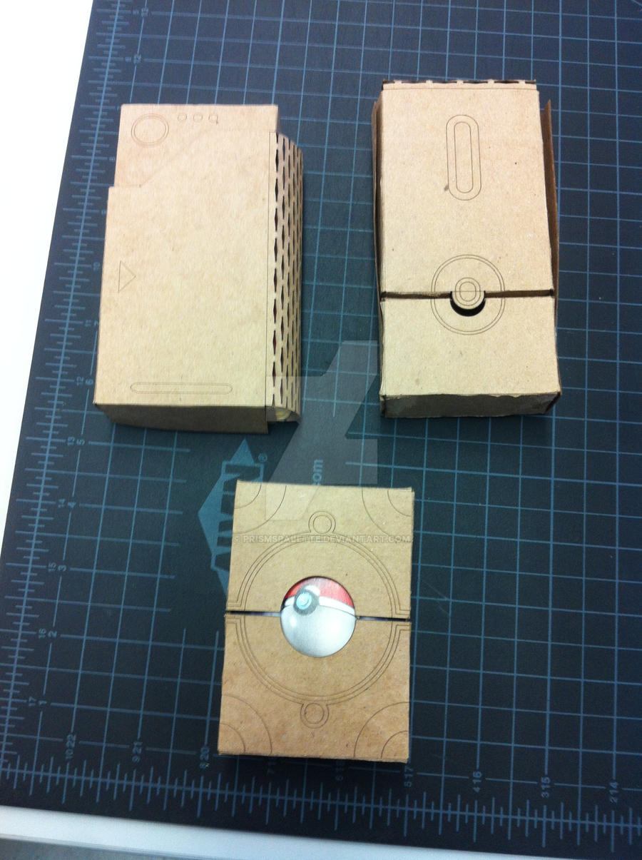 how to make pokemon cards holder