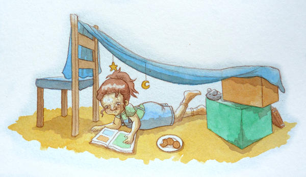 Blanket Fort by Hanni-Elfe ...  sc 1 st  Hanni-Elfe - DeviantArt & Blanket Fort by Hanni-Elfe on DeviantArt