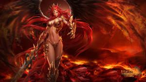 League of Angels - Mikaela 1920x1080