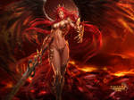 League of Angels - Mikaela 1600x1200