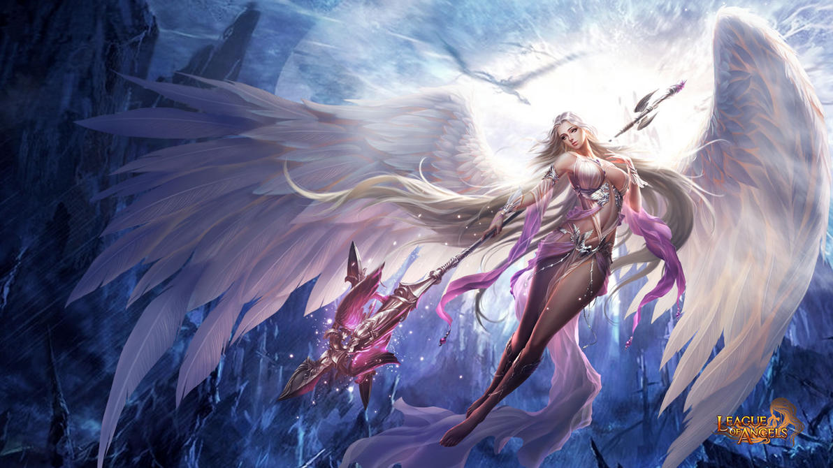 League of Angels - Fortuna 1920x1080 by GTArcade