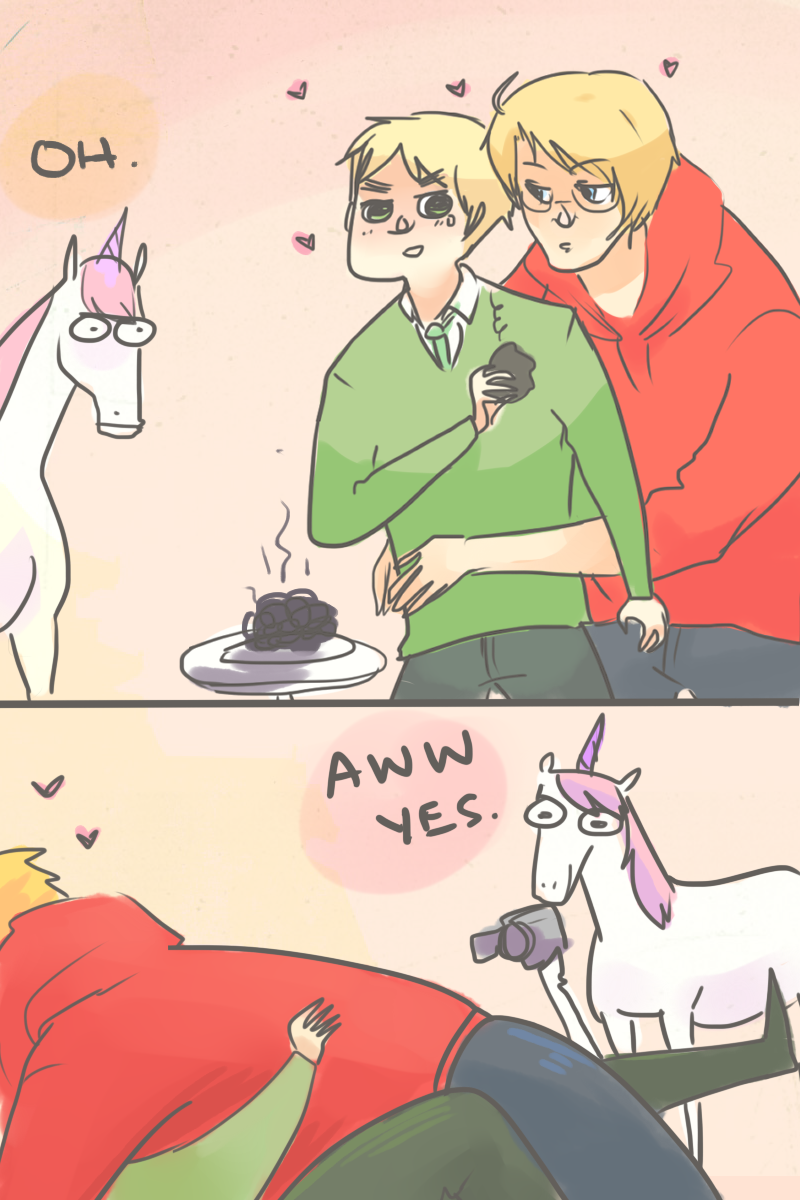 APH: FEEDING SCONES by Randomsplashes