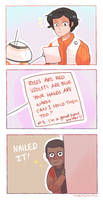 HOW TO WOO POE DAMERON by Randomsplashes