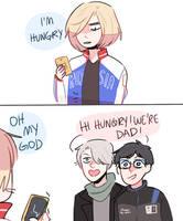 YOI: DAD JOKES by Randomsplashes