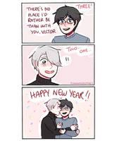 YOI: HAPPY NEW YEAR by Randomsplashes
