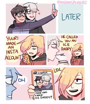 YOI: ICE DADDY