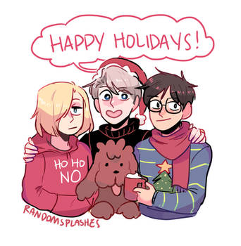 HAPPY HOLIDAYS!!